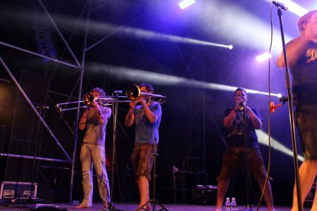 La Brass Banda @ Picture On 2016 Bildein