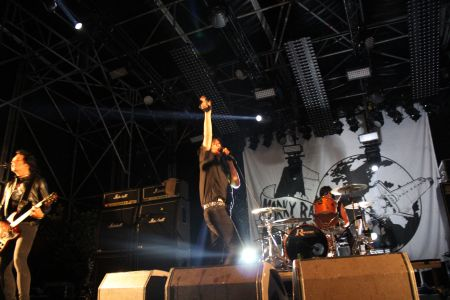 Marky Ramones Blitzkrieg  @ Picture On 2016 Bildein
