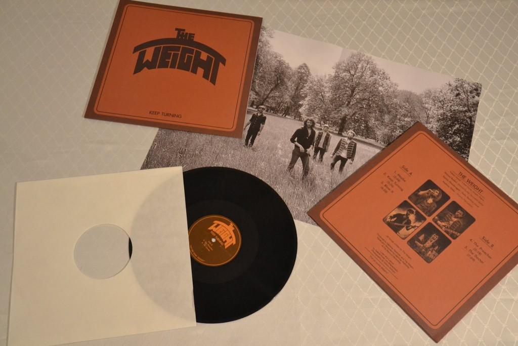 """Die EP """"Keep Turning"""" gibts als CD oder Vinyl-Edition!"""