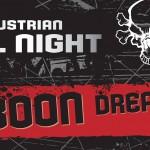 ALL AUSTRIAN METAL NIGHT am 25.10. in der Szene Wien! Konzert-Tipp!!! 2×2 Tickets zu gewinnen!!!