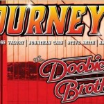 JOURNEY & DOOBIE BROTHERS gemeinsam on Tour 2016!