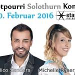 Schlager Potpourri Solothurn – das Festival der ewigen Melodien am 20.2. 2016!