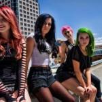 DOLL SKIN – four pretty young girlz rockin' fuckin' great!
