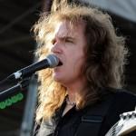DAVID ELLEFSON über sein Label, Megadeth und was sonst noch wichtig ist!