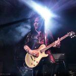 STEVE STEVENS & Band, GUS G. – Live im Plaza, Zürich, 14.4.2017 (Live Review)