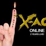 Happy 2. Schlupftag X-ACT Online!