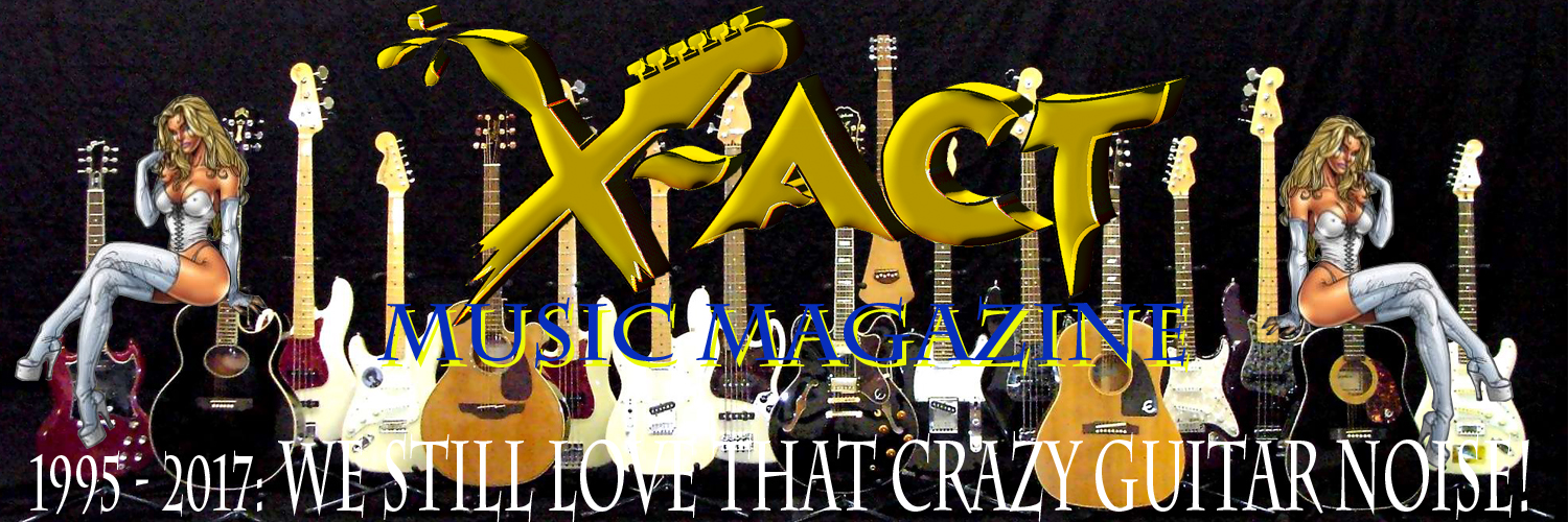 X-ACT Music Magazine