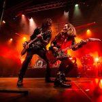 BLACK DIAMONDS – Live in Altstätten, CH, 5.5.2018, Foto-Reportage von Jüx Hummer