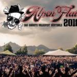 ALPEN FLAIR 2018 – 20.6. – 24.6.2018, alle Bands, alle Bühnen und alle Beginnzeiten!
