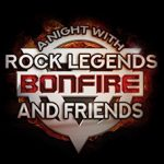 BONFIRE & FRIENDS – A Night With Rock Legends! Das ultimative Rockfeuerwerk im November on Tour!