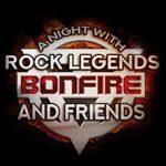 BONFIRE & FRIENDS – A Night With Rock Legends! Das ultimative Rockfeuerwerk im November on Tour!