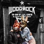 WOODROCK Festival 2018: Vorarlberg's finest live on stage!
