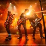 BLACK DIAMONDS – Deutschland-Tour, neues Live-Album und neues Video! Mächtig was los bei den Schweizer Überfliegern!