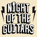 "SLÄDU's ""Night Of The Guitars""  –  Das Gitarristen-Gipfeltreffen de Luxe am 14. September 2018 in Burgdorf, CH!"