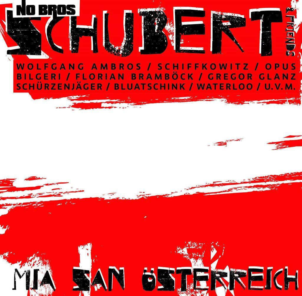 """SCHUBERT & Friends –  """"Mia san Österreich"""""""